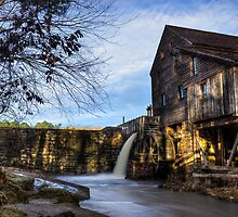 Yates Mill by Kyle Wilson