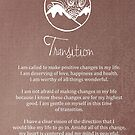 Affirmation - Transition by CarlyMarie