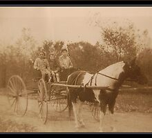 Horse and Buggy. by VorisDesigns