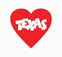 Heart of Texas Womens Fitted T-Shirt