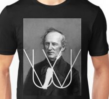 Cornelius Vanderbilt | The Wighte Collection Unisex T-Shirt