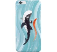 Grandpa Orca iPhone Case/Skin