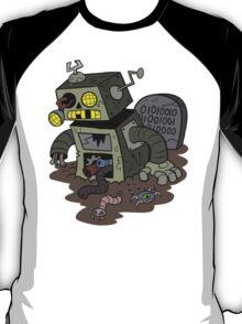 Zombie Robot T-Shirt