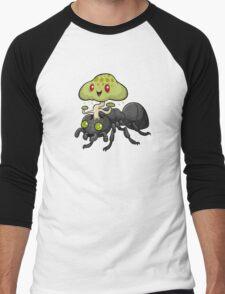 Cordyceps Ant Men's Baseball ¾ T-Shirt