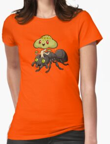 Cordyceps Ant Womens Fitted T-Shirt