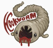 Hookworm by bogleech