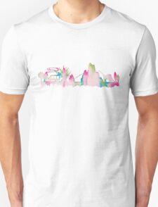 Orlando Animal Theme Park Inspired Skyline Silhouette T-Shirt