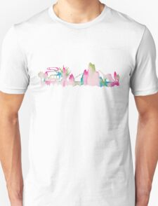 Orlando Animal Theme Park Inspired Skyline Silhouette T-Shirt