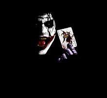 Joker Card by BusinessBlaze