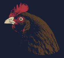 Chicken stamp by kkitkat