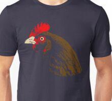 Chicken stamp Unisex T-Shirt