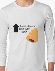 Miscellaneous - choco-cornet - light Long Sleeve T-Shirt