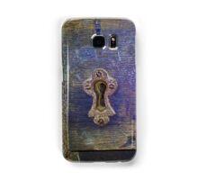 13th Century door lock Samsung Galaxy Case/Skin
