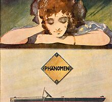 Advertisement for the Phanomen Car by Bridgeman Art Library