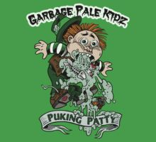 "Garbage Pale Kidz ""Puking Patty"" Kids Tee"