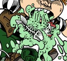 "Garbage Pale Kidz ""Puking Patty"" Sticker"