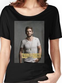 Thomas Rhett Tour 2016 mic03 Women's Relaxed Fit T-Shirt