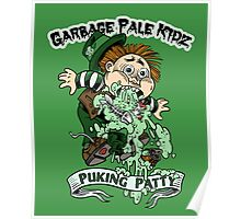 "Garbage Pale Kidz ""Puking Patty"" Poster"