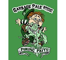 "Garbage Pale Kidz ""Puking Patty"" Photographic Print"