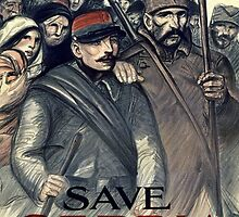 Save Serbia, Our Ally by Bridgeman Art Library