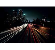 Beautiful Downtown LA Photographic Print