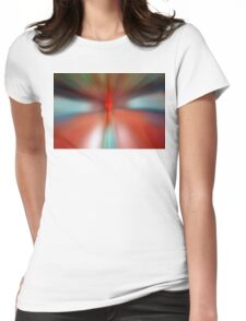 radiant heart Womens Fitted T-Shirt