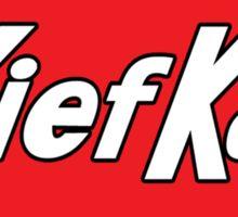 Kief Kat Candy Sticker