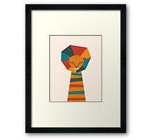 Lio Fun Framed Print