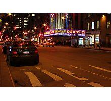 Radio City Photographic Print