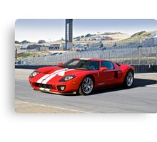 Ford GT at Monterey Canvas Print