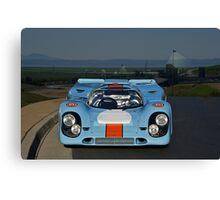 1969 Porsche 911 917K at Sears Point Raceway Canvas Print