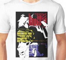 Bebop Blues Unisex T-Shirt