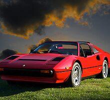 1967 Ferrari GTS  by DaveKoontz