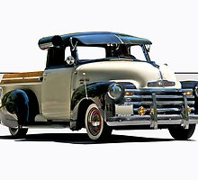 1950 Chevrolet 3100 'Fully Accessorized' Pick-Up by DaveKoontz