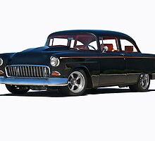 1955 Chevrolet 'Post' Coupe by DaveKoontz