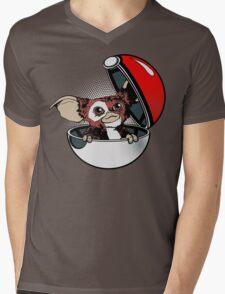 Gizmon Mens V-Neck T-Shirt