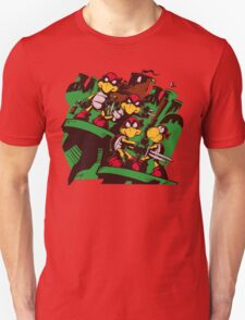 Teenage Koopa Ninja Brothers T-Shirt