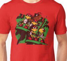 Teenage Koopa Ninja Brothers Unisex T-Shirt