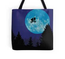 E.T. the Extra-Terrestrial  Tote Bag