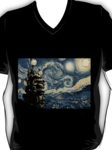 Howl's Stary Night T-Shirt