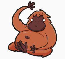 Creepies - Orangutan by Creepy Creations
