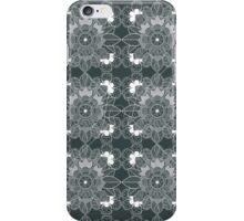 lace Decorative Floral Ornamental Pattern iPhone Case/Skin