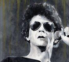 Lou Reed by VikkiSin