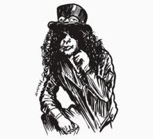 Back Slash by sketchNkustom