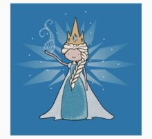 Ice Queen Sticker by perdita00