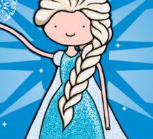 Ice Queen Sticker Sticker