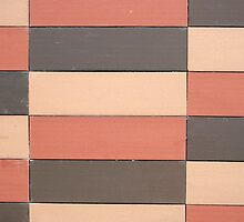 Bricks in Different Colors by rhamm