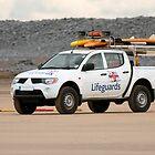 RNLI Lifeguards  by Martyn Franklin