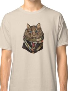 4th Doctor Mew Classic T-Shirt