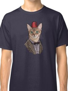 11th Doctor Mew Classic T-Shirt